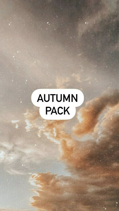 ANGE PRESET - Autumn Pack