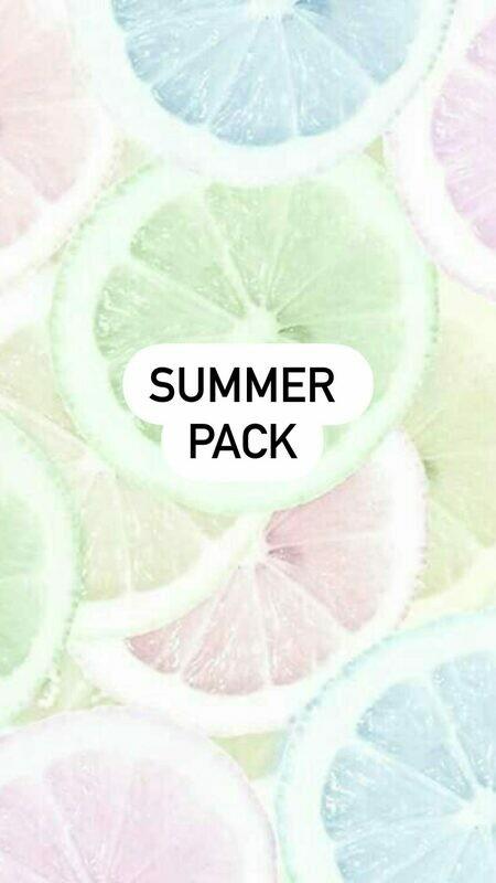 ANGE PRESET - Summer Pack