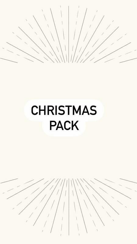 ANGE PRESET - Christmas Pack