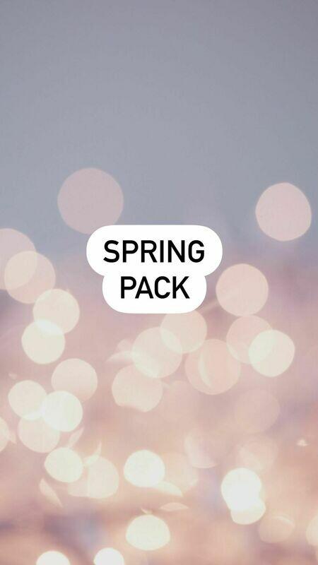 ANGE PRESET - Spring Pack