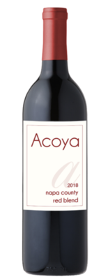 Acoya 2018 Napa Red Blend