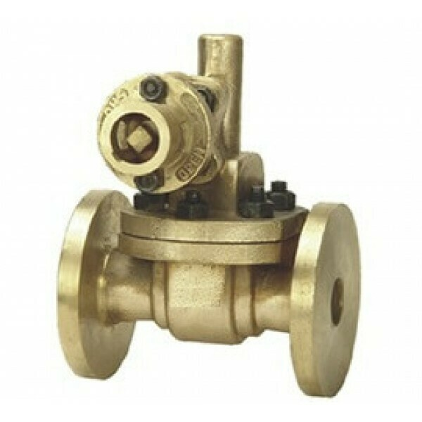 Bronze Blow Down Valve Flanged 40 mm  (V27214025)
