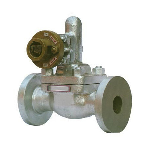 Blow Down Valve Flanged CS 65 mm  (V27376525)