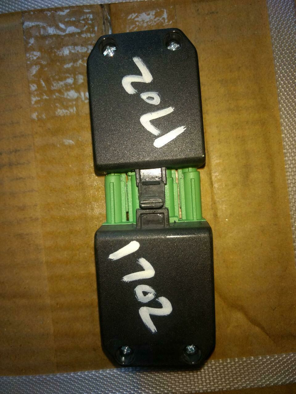 Burner Male/Female 4 Pin Plug (E29420477)
