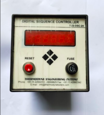 Digital Sequence Controller Voltage (E16760000)