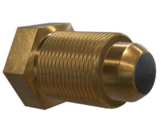 FUSIBLE PLUG -25mm (V15672525)