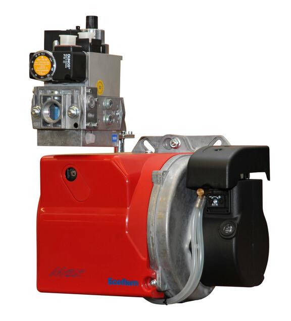 Gas burner max 120 LN P TL (B35512000)