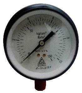 Pressure Gauge 0-10 kg 10'' dia  (B16831034)