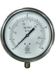 Pressure Gauge 0-16 kg 6'' dia  (B16901634)