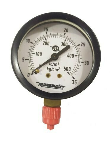 Pressure Gauge 0-35 kg 4'' dia (B16973534)