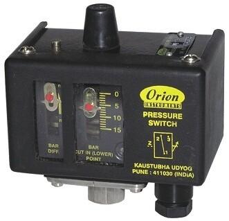 Pressure Switch Ex7 Orion  (B33570730)