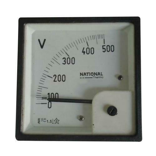 Volt Meter, 0-500, AE (E24289679)