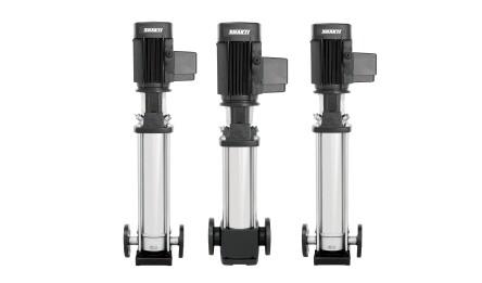 Vertical pump model SCR 5-29 (B29242911)