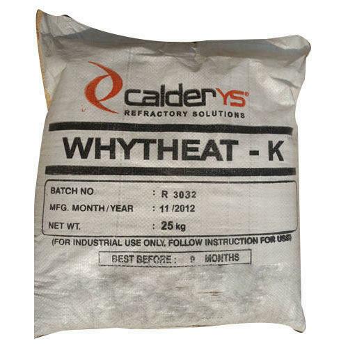 WHITE HEAT K 25 kg Bag (R18590028)