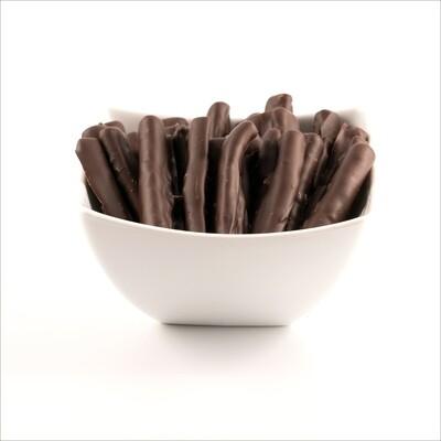 60% Dark Chocolate Dipped Orange Peels 150g