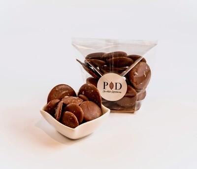 Chocolate Discs 100g