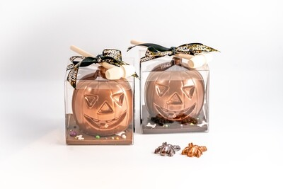 Smash your Pumpkins with Salty Spiders