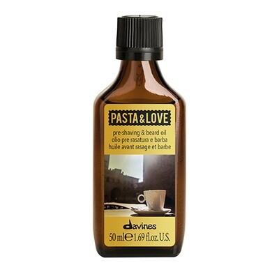 PASTA & LOVE: Pre-shaving & Beard Oil