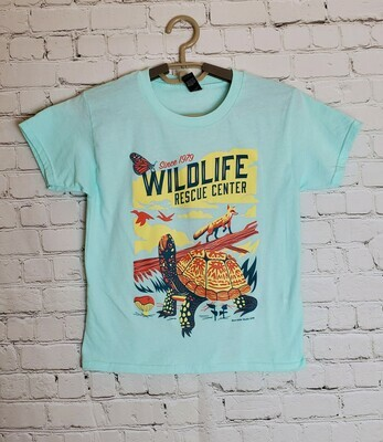 Biodiversity Youth Short Sleeve Tee