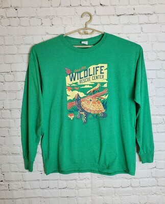Biodiversity Adult Long Sleeve Tee