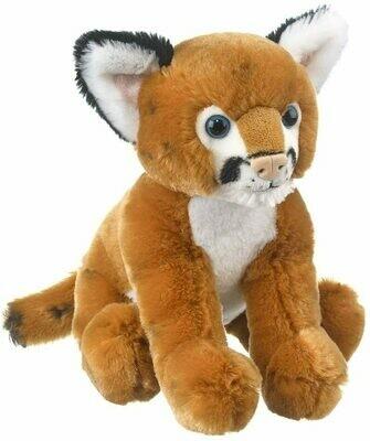 """10"""" Cougar Cub Plush by Wildlife Artists"""