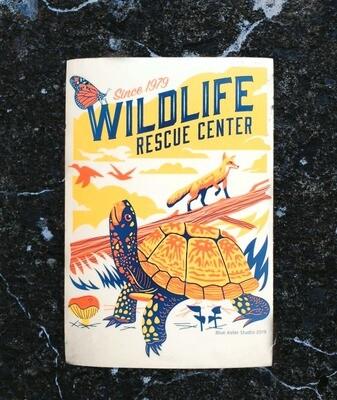 Biodiversity Vinyl Sticker