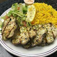 Assiette de requin grillé / Grilled Shark Plate