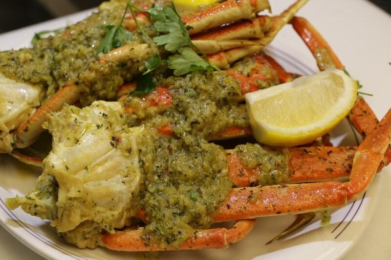 Crabes des Neiges / Crab