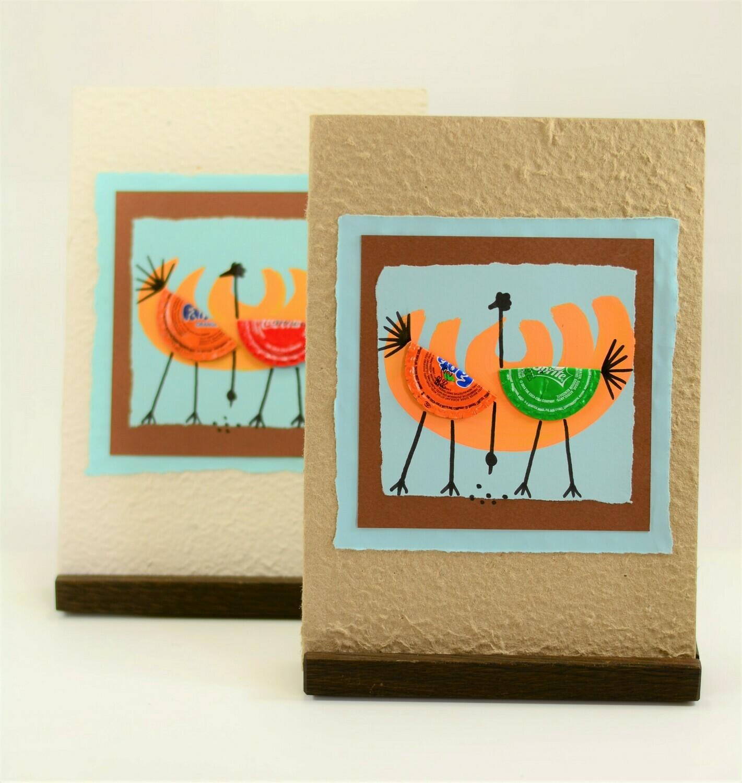 Hen Card