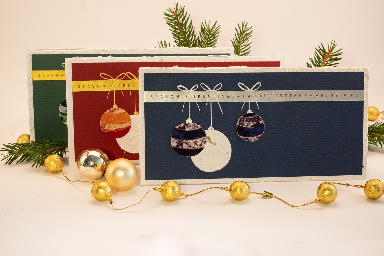 Christmas Card (landscape)