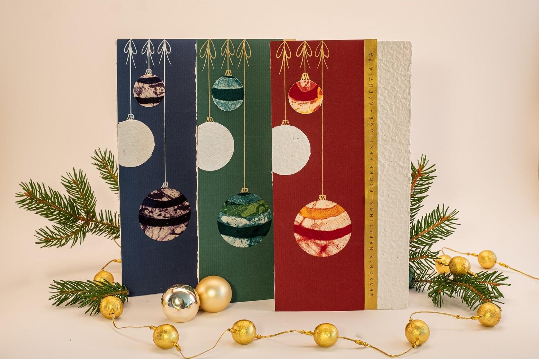 Christmas Card (portrait)