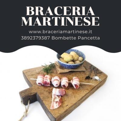 Bombette di Pancetta