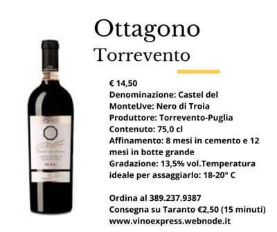 Ottagono Riserva Torrevento