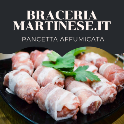 Bombette Pancetta Affumicata