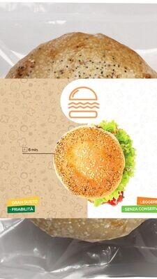 PinsHam-Burger Panino per hamburger e non solo 24 pz.