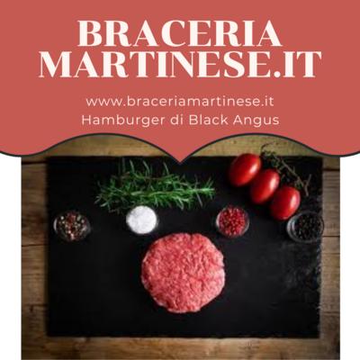 Hamburger Black Angus TEXAS (USA)