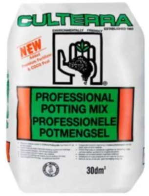 CULTERRA POTTING SOIL 30 DM