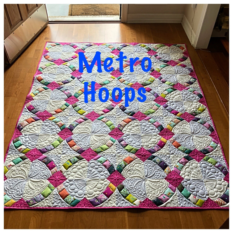 Metro Hoops - Pre-Recorded Class