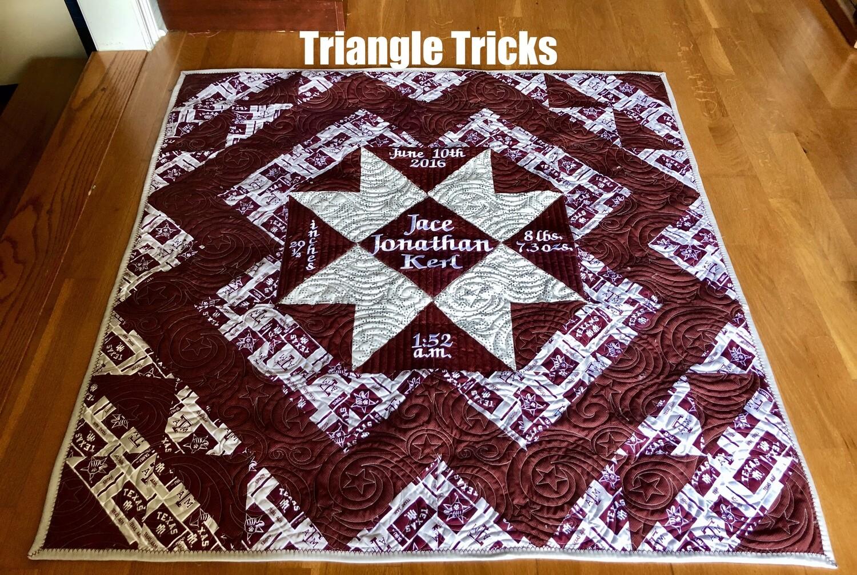 Triangle Tricks - Pre-Recorded Class