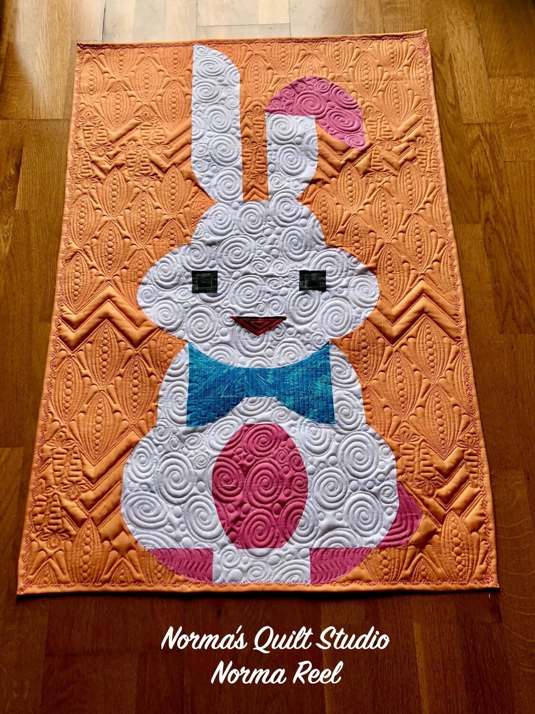 Posh Bunny -- Pre-Recorded Class