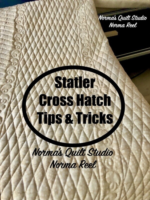 Statler Cross Hatch Tips & Tricks Video