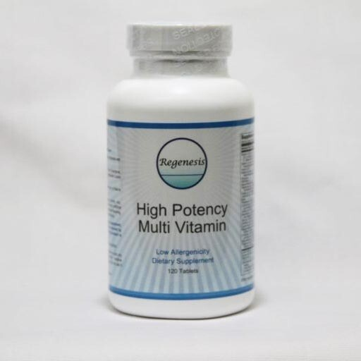 High Potency Multi Vitamin