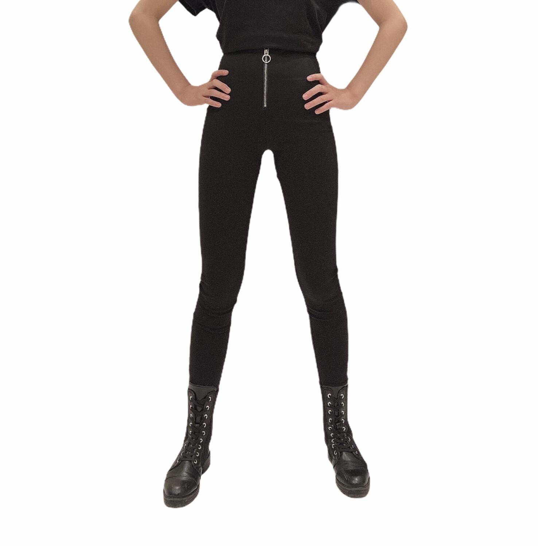 Legging avec zip