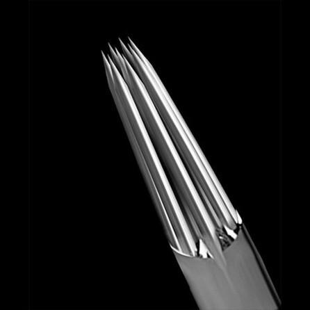 """Игла татуажная """"KWADRON 0.30mm long taper - 1RL"""""""