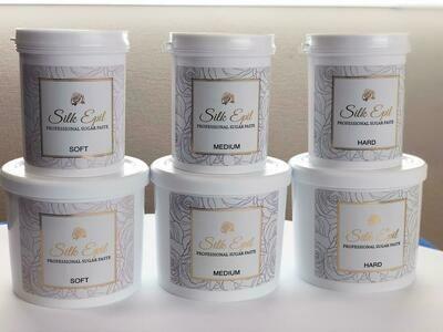 Паста для шугаринга Silk Epil Soft (мягкая)