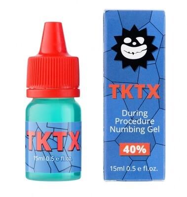 TKTX гель (вторичная анестезия), 15мл