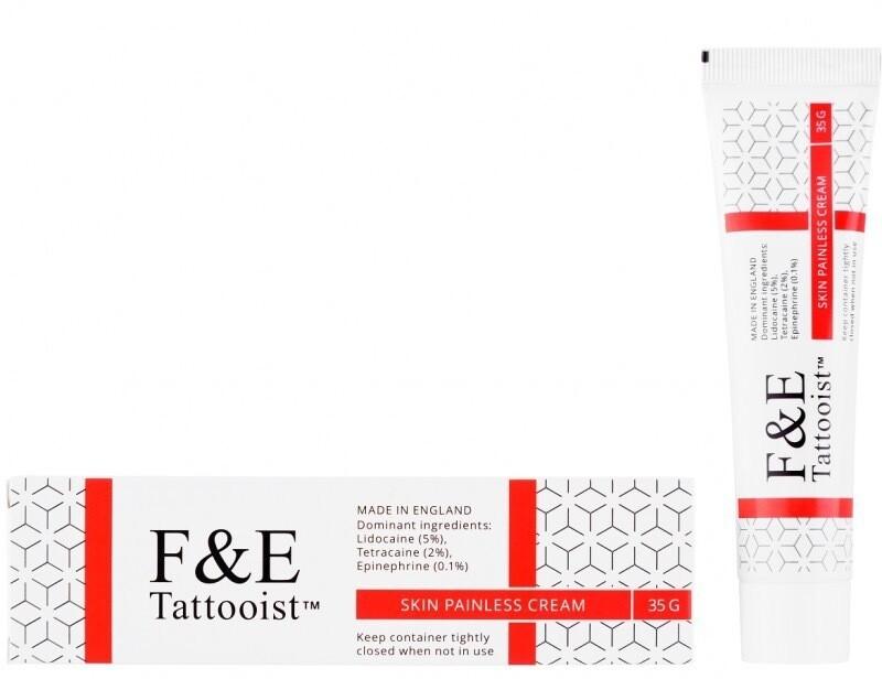 F&E Tattooist Original RED 35 мл