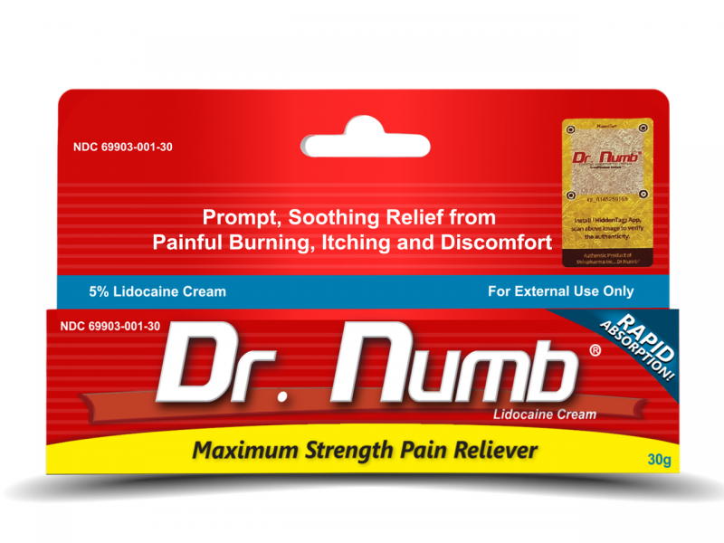 Dr.Numb (Epinephrin) 30 мл