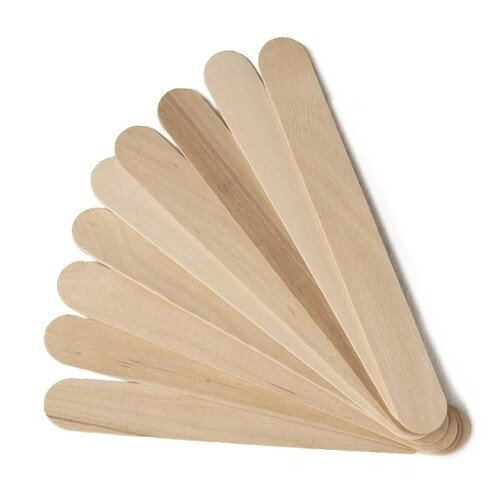 Шпатели деревянные норма, 100 шт.
