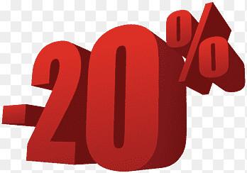 Promocion 20% Descuentos